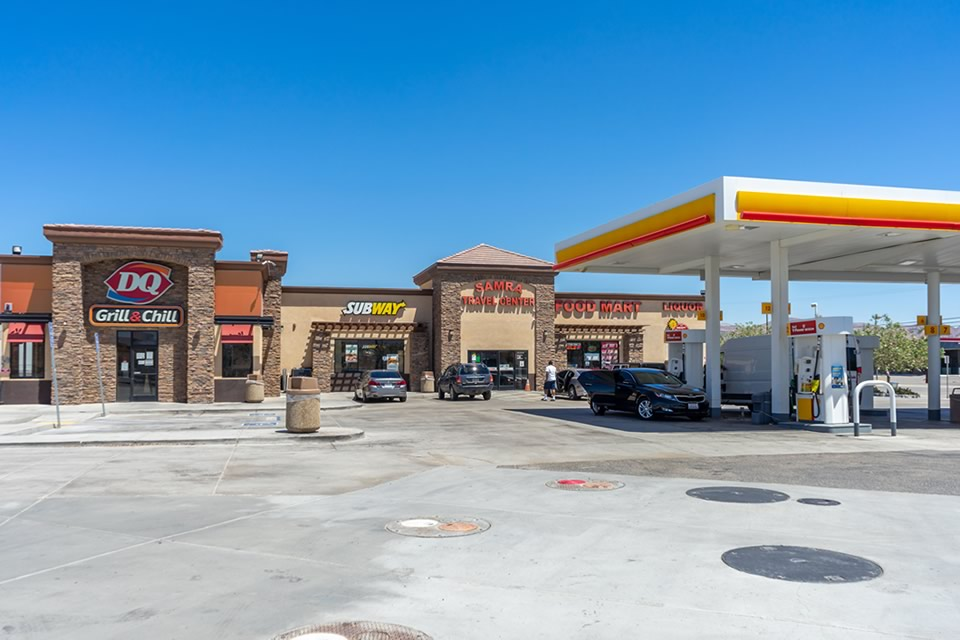 Convenience Store Leasing Opportunities