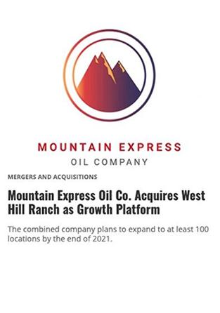 CS News - Mountain Express Oil