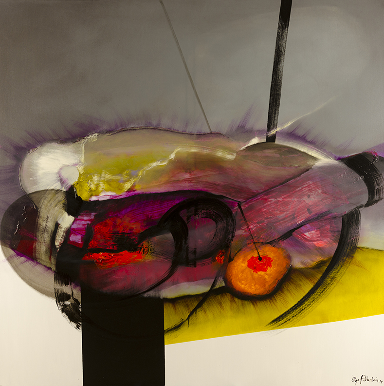 Olga SinclairSIN TITULOoil on canvas
