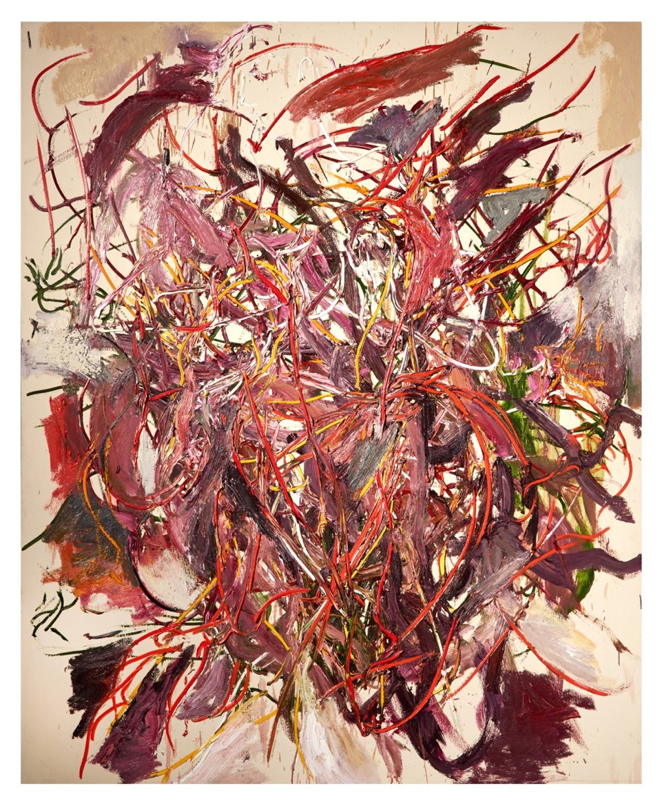 VHZ_Movement Series_96 x 79 inches_oil