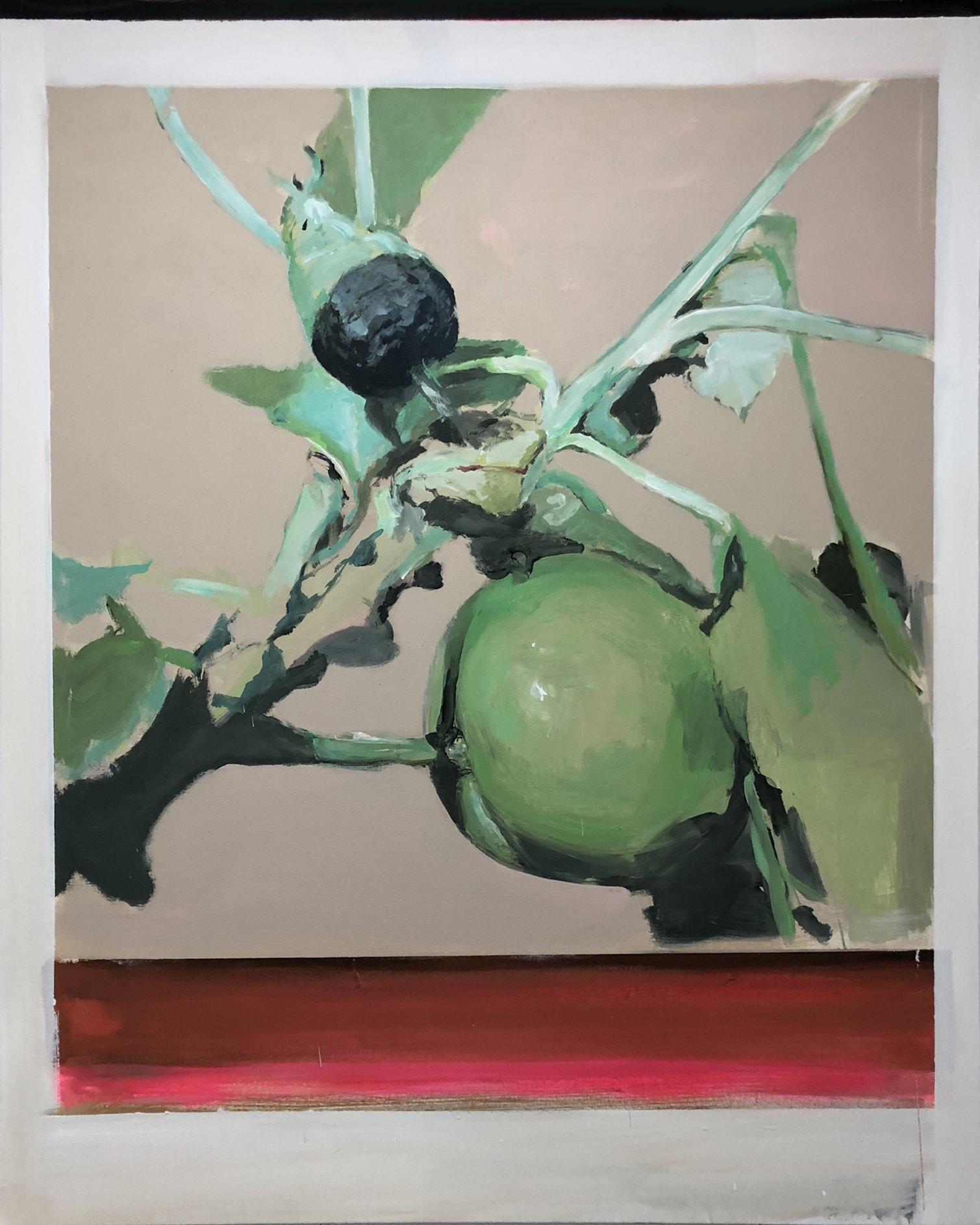 Michael_Harnish_60 x 48 inches_oil