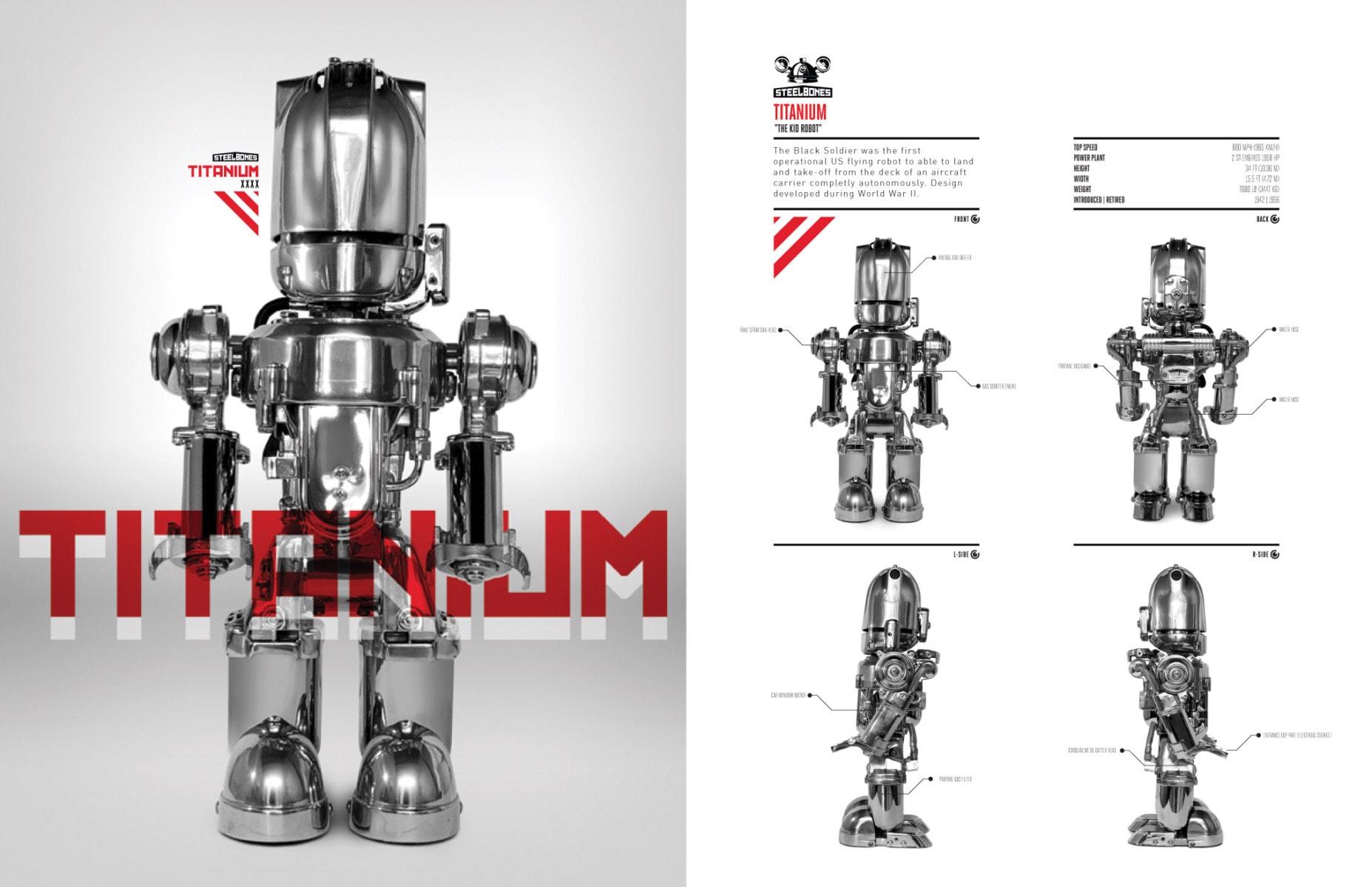 Titanium – Detail