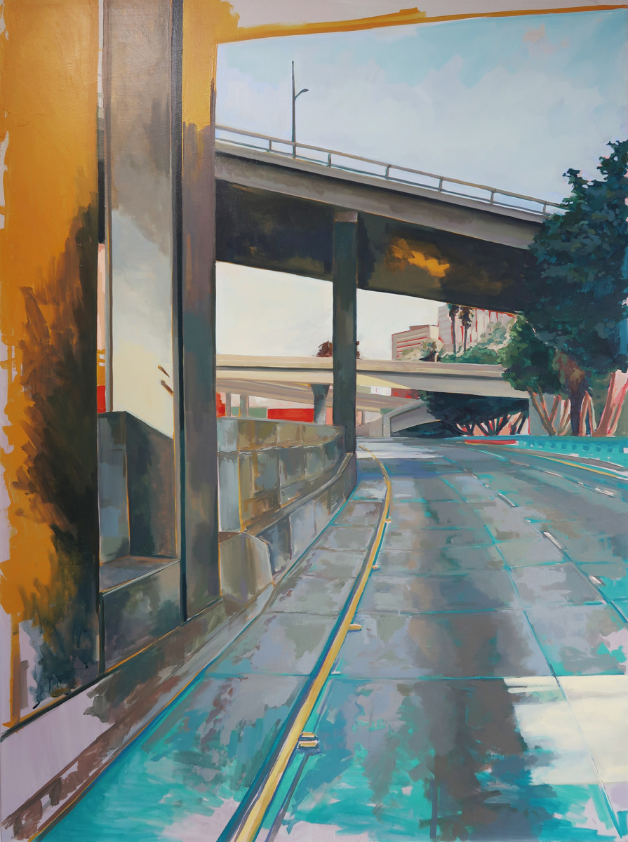 Victoria MacMillan_110 AFTERNOONS_48 x 36 inches_acrylic on canvas_web