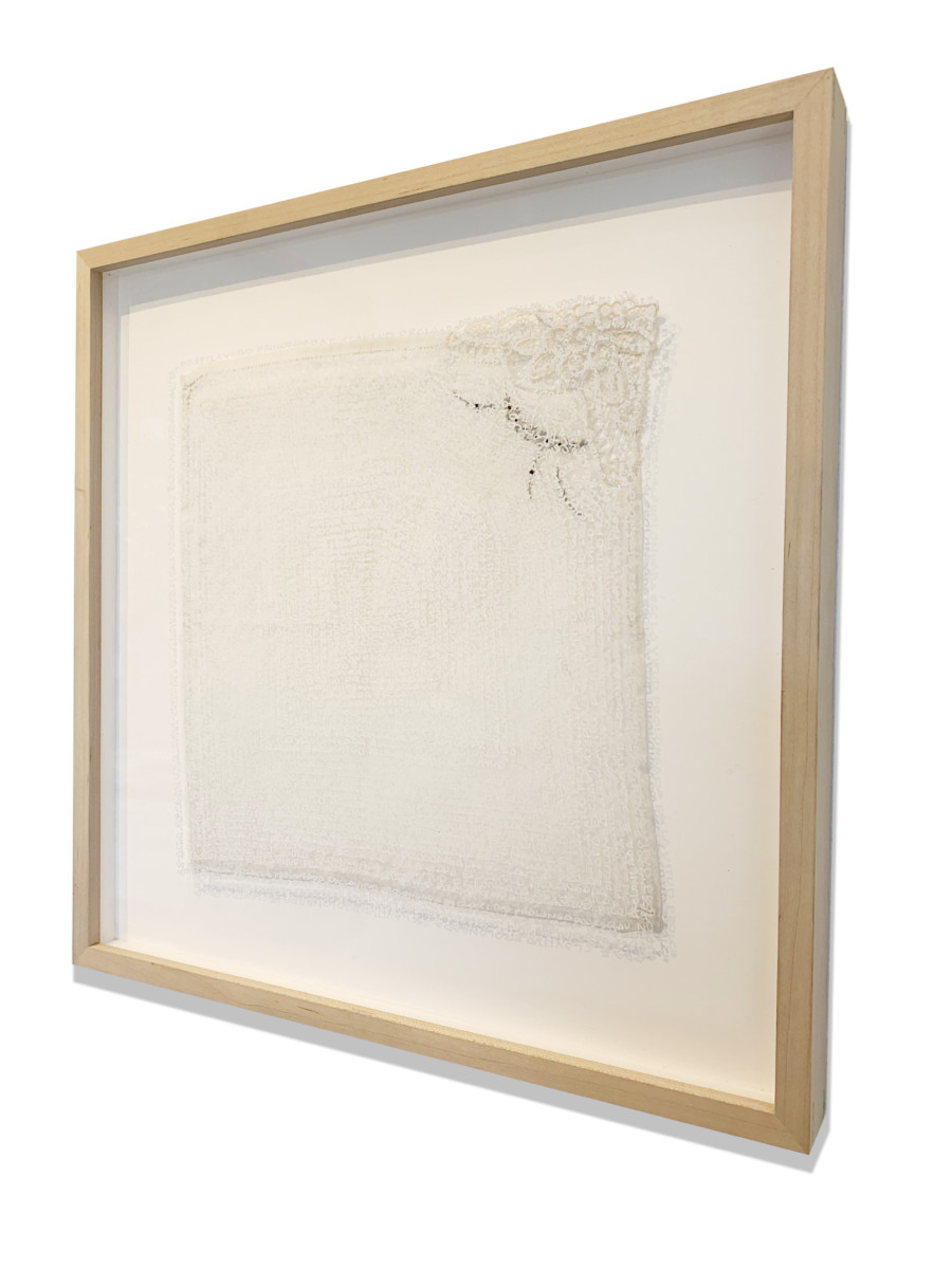 Eugenia Martinez_PANUELA 2_13 x 14 inches_framed