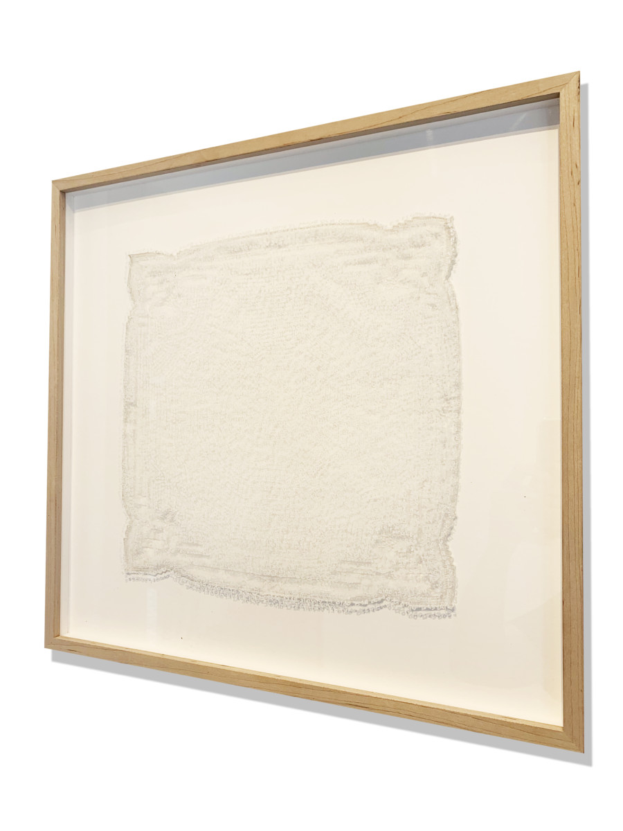 Eugenia Martinez_PANUELA_16 x 17 inches_framed