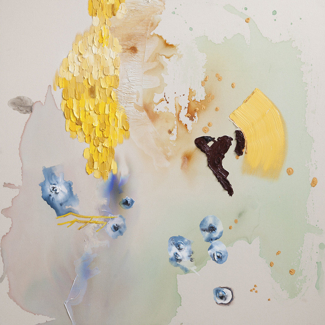 Andrea Welton_HER YELLOW WINDOW_48 x 48 inches_mm