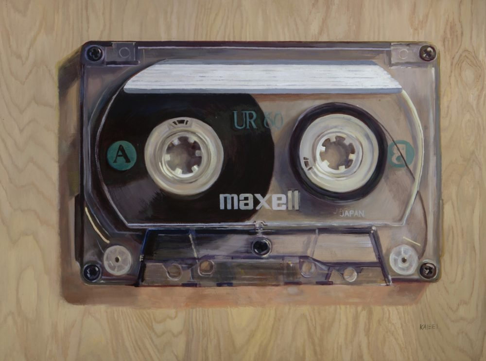 Catherine Kaleel OG cassette