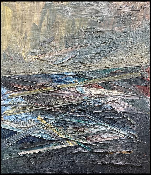 Victor Hugo Zayas_GRID SERIES_39 x 34 inches_oil on board_web