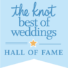 The Knot best of wedding award by Becks Entertainment the san diego dj