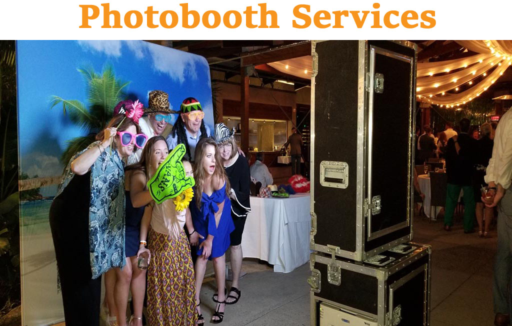 The Best Photo Booth services in San Diego