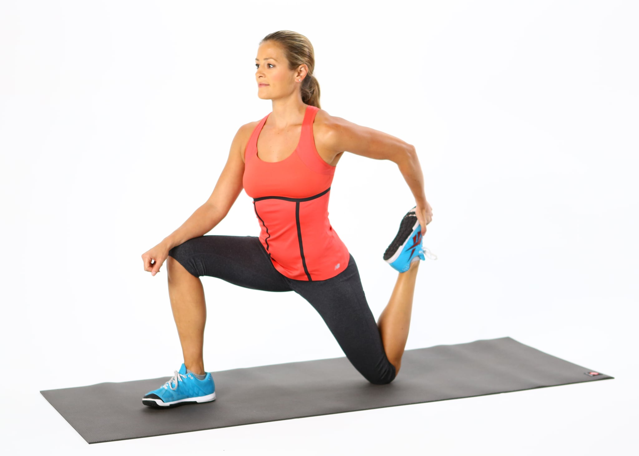 90-90 Stretch for your Hip Flexors