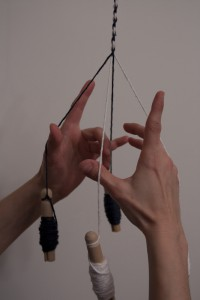 Spiral 8 - Pick up and back to start position