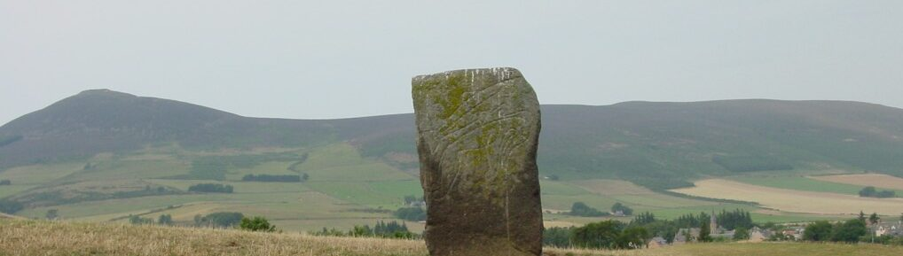 Rhynie Stone and Tap O' North