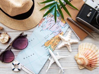 Travel alone around the world (2)