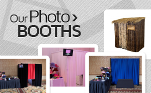 Our Photo Booths