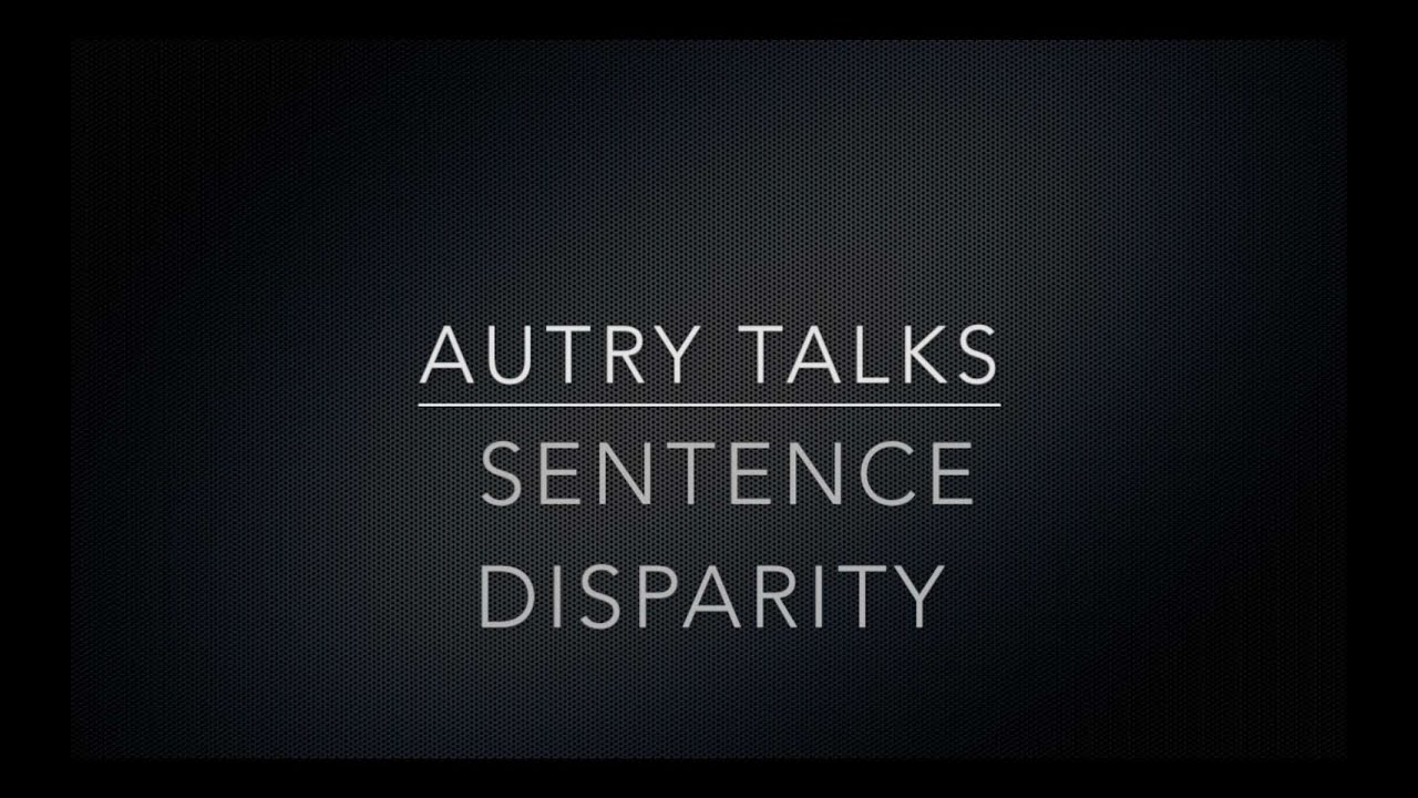 Yes, Sentence Disparity is Real!