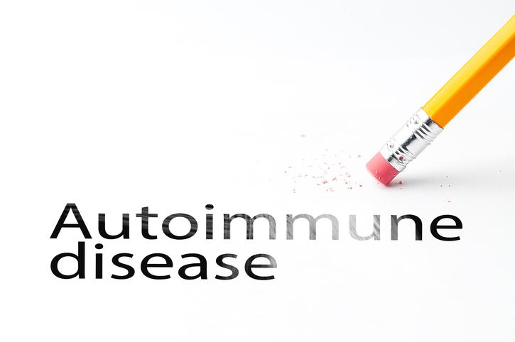 Erasing autoimmune disorders