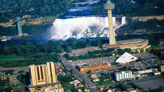 Niagara Falls - Commercial Real Estate - John Campisano - Broker Your Niagara Falls Real Estate Business Connection