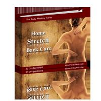 Home Stretch Back Care E-Book