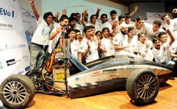 Electric Sportcar by indian students
