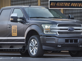 Ford F150 All-Electric