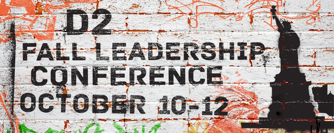 Fall Conference 2014: October 10-12