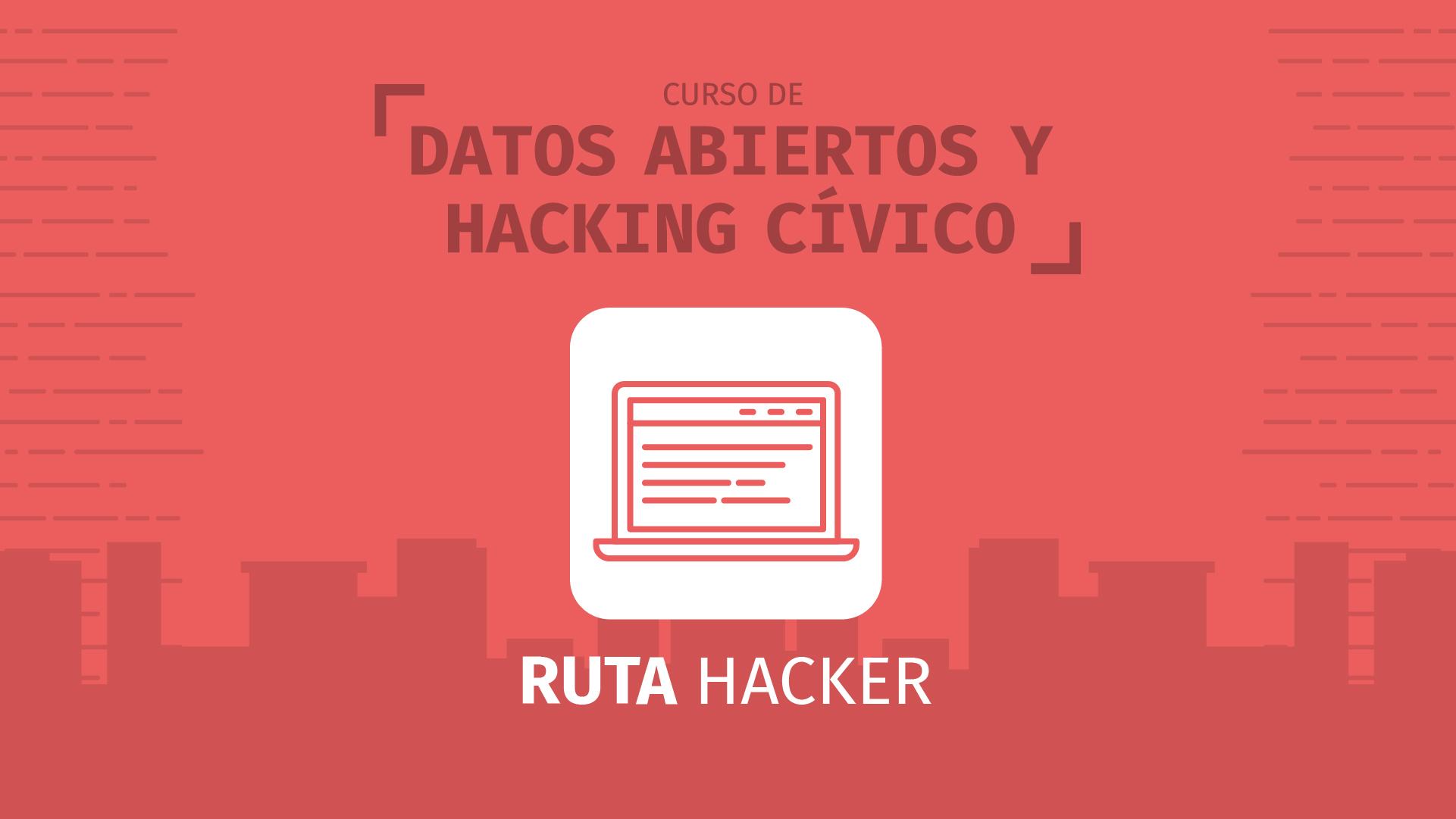 Ruta Hacker