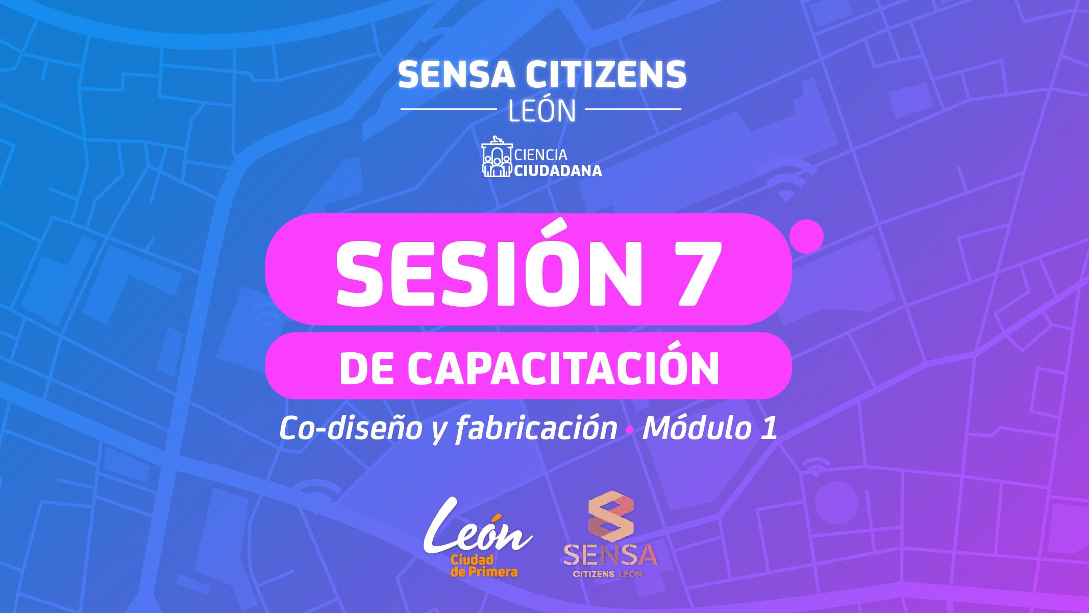 Sesión 7 – Co-diseño y fabricación