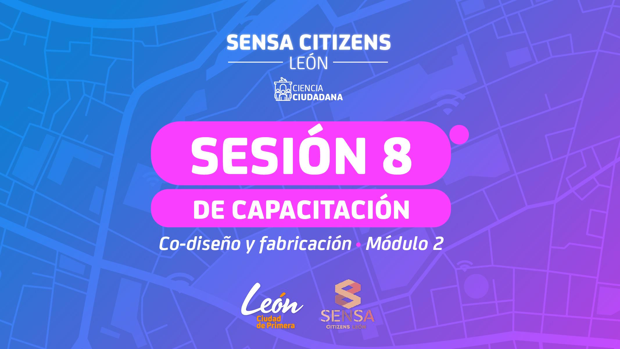 Sesión 8 – Co-diseño y fabricación