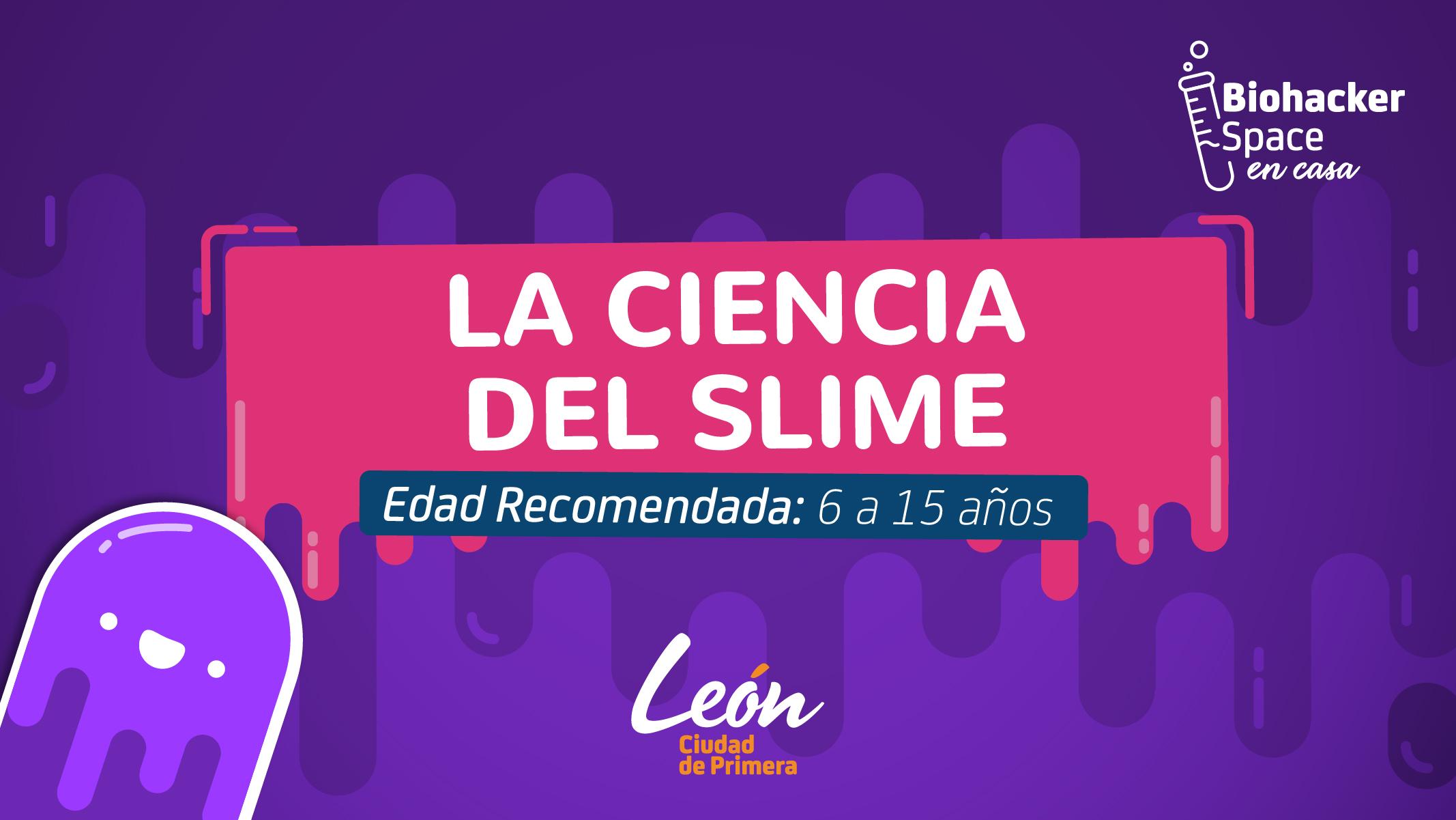 Taller La ciencia del slime
