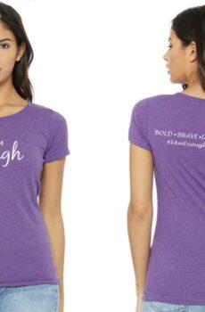 I AM ENOUGH tshirt