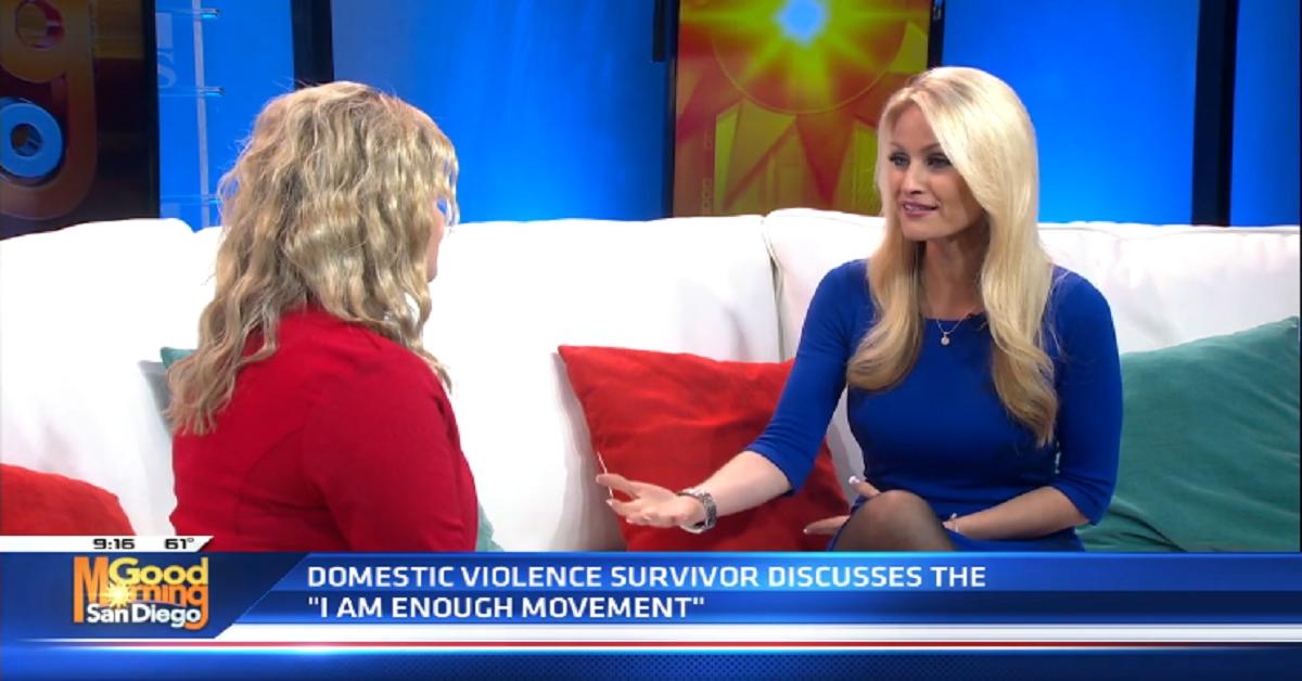 Domestic Violence Survior - Good Morning San Diego