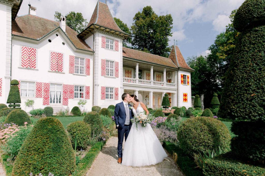 Castle wedding in Switzerland near Basel