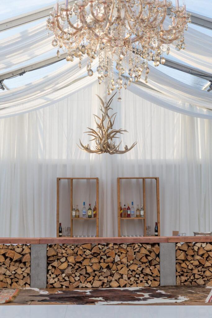 wedding tent bluebird productions