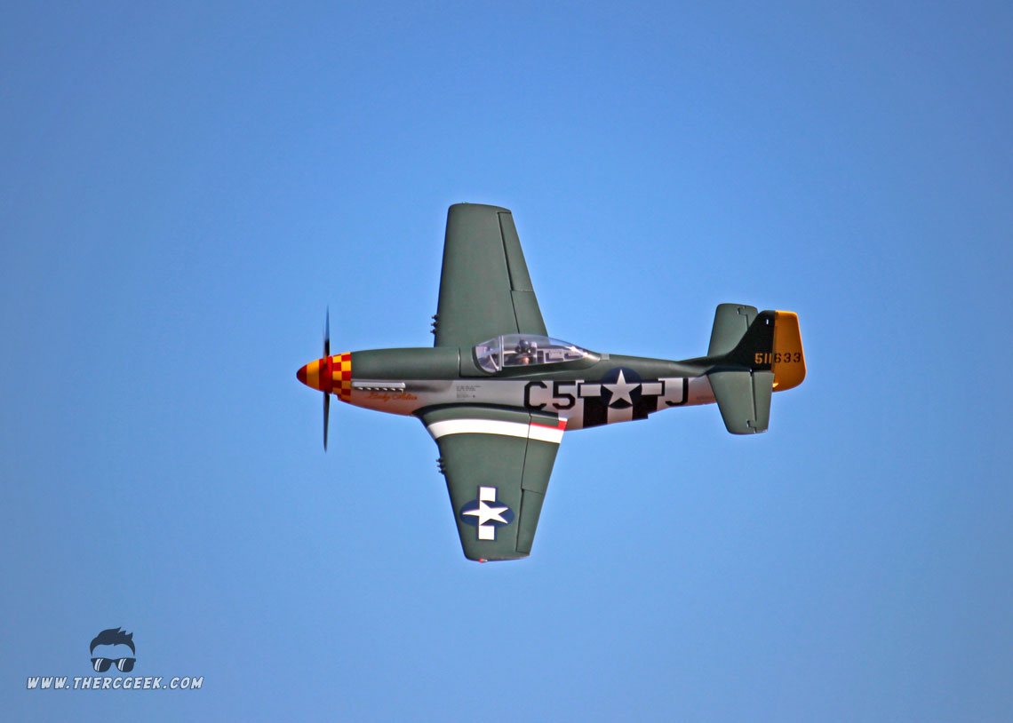 "P-51 Mustang ""Lady Alice"""