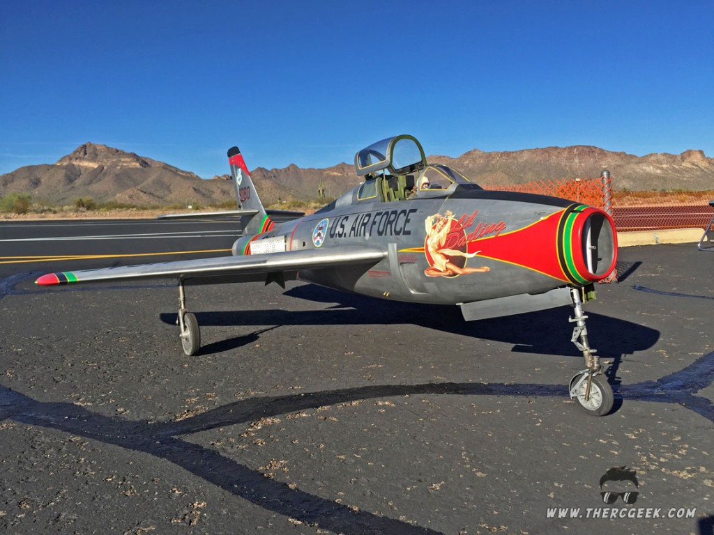 AZJR15--F84FThuderstreak