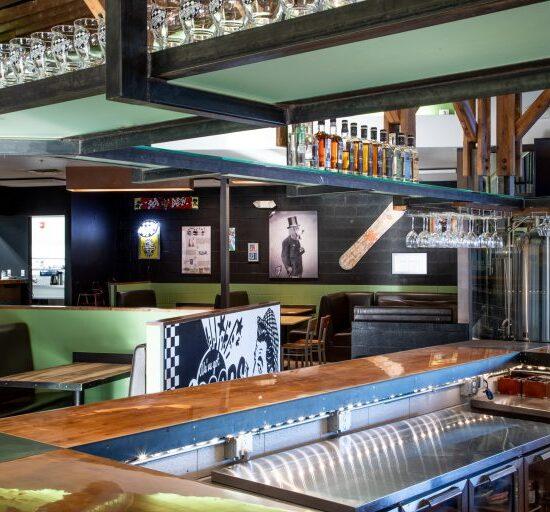 Ska Street Brewstillery Bar