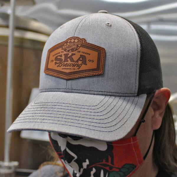Ska Brewing 25th Anniversary Cap Hat