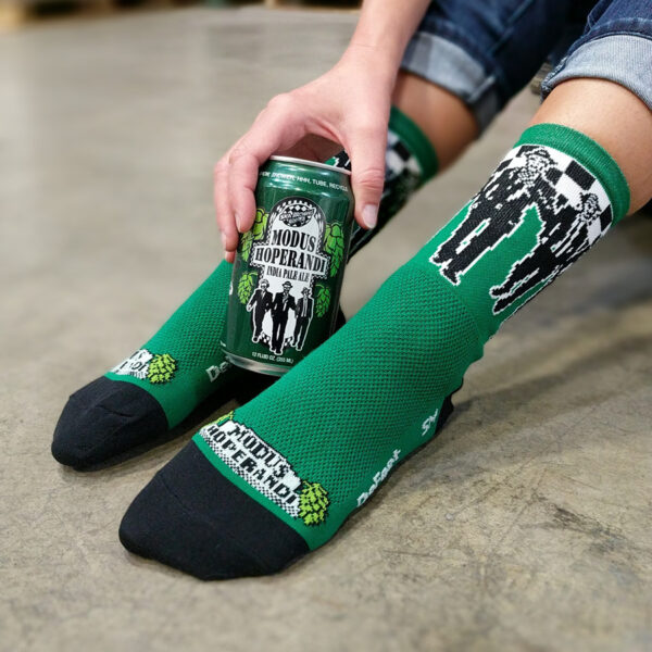 Modus Hoperandi IPA DeFeet Socks