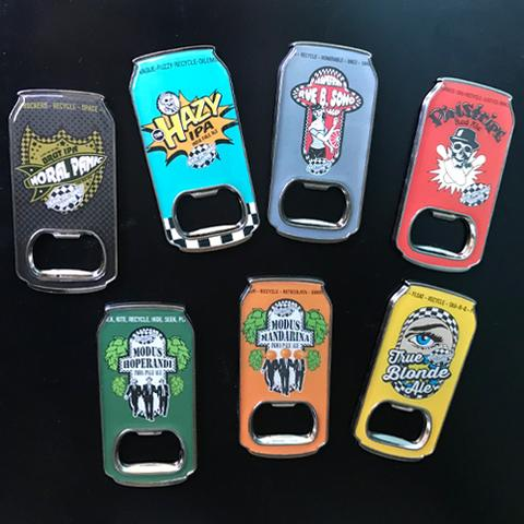 Ska Brewing Can Magnets