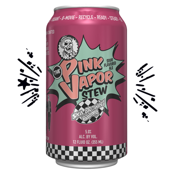 Ska Brewing Pink Vapor Stew Sour Ale
