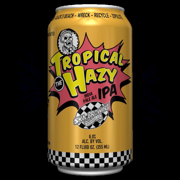 Ska Brewing Tropical Hazy IPA