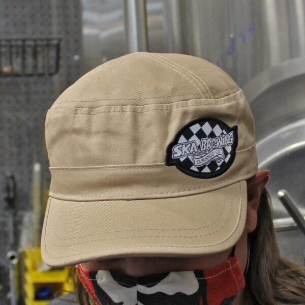 Ska Brewing Tan Castro Cap Hat