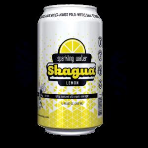 Non-alcoholic Skagua Lemon