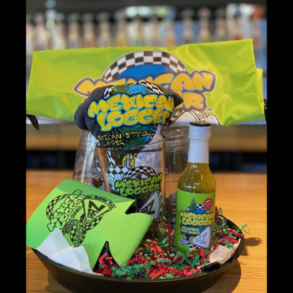 Mexican Logger Gift Basket