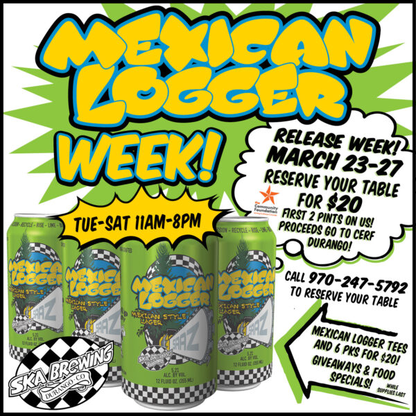 Mexican Logger Week