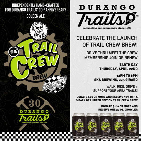 Ska Trail Crew Brew Earth Day