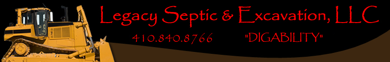 Legacy Septic and Excavation