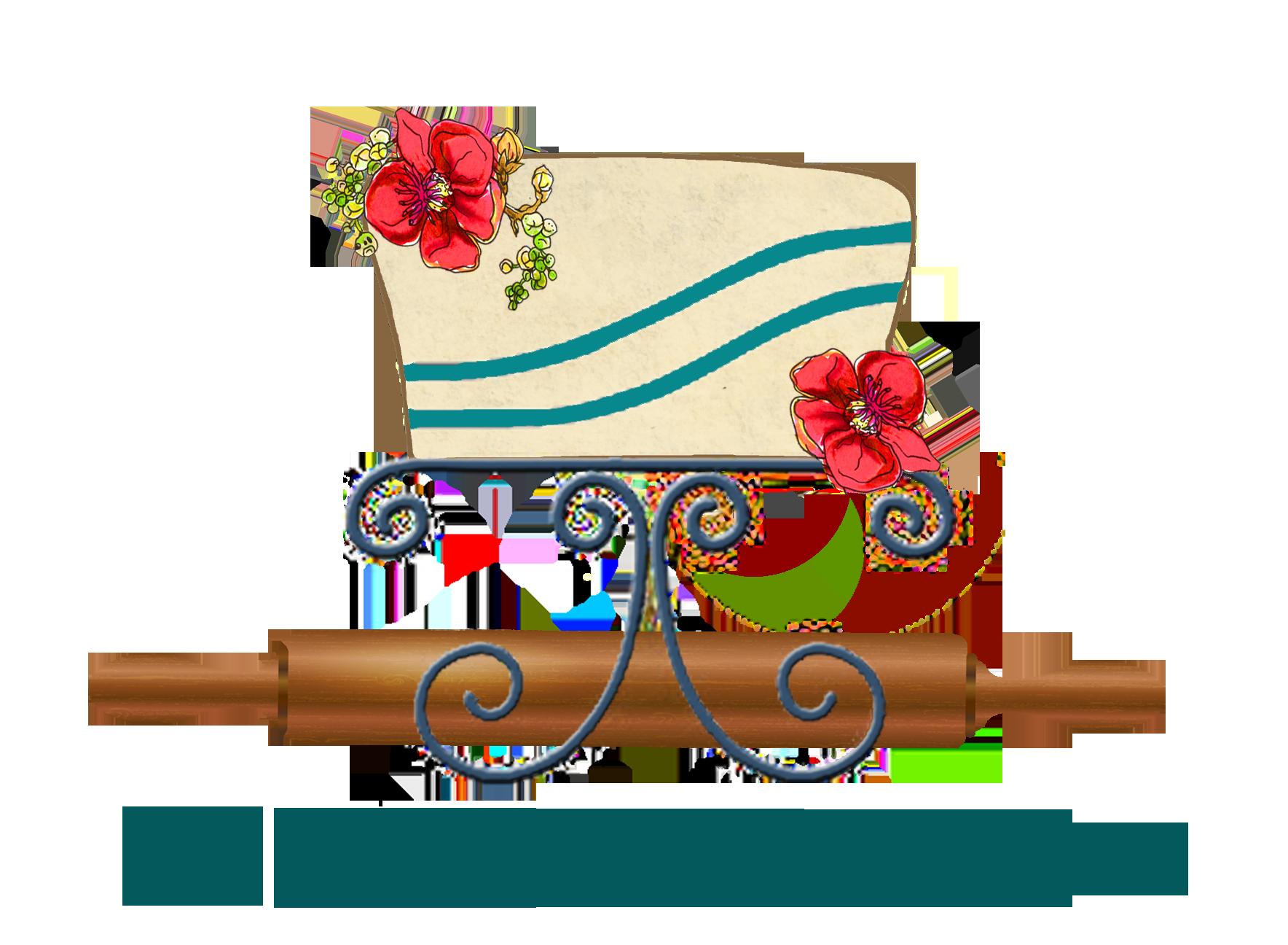 Happy Ohana Cakes Logo