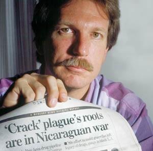 Gary Webb, investigative reporter
